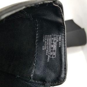 MICHAEL Michael Kors Shoes - Michael Michael Kors Emma Kaya Black Boot 4